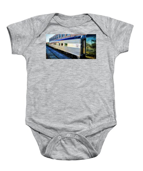 Moultrie Dining Car Baby Onesie