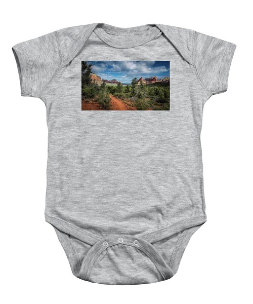 Adobe Jack Trail Baby Onesie