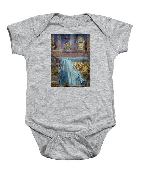 Adoration Chapel 3 Baby Onesie