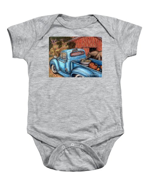 Ahh...the Good Life Baby Onesie