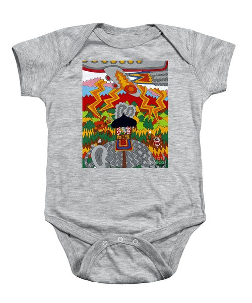 Airport Limo Baby Onesie