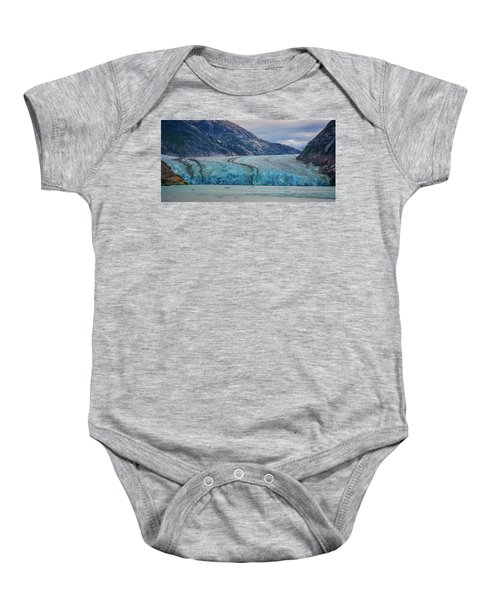 Alaska Glacier Baby Onesie