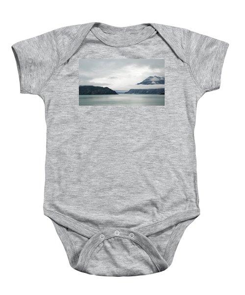 Alaska Waters Baby Onesie