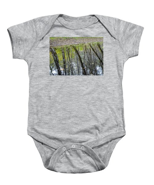 Alder Reflection Baby Onesie