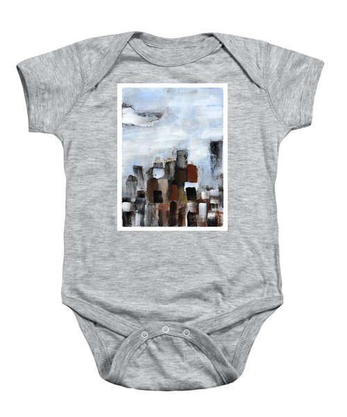 All Together Baby Onesie