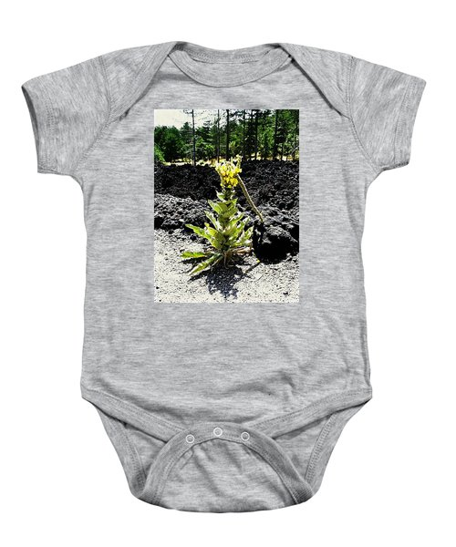 Alone Again Baby Onesie