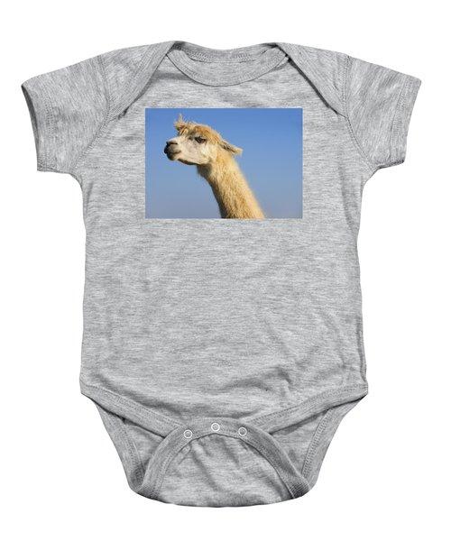 Alpaca Baby Onesie