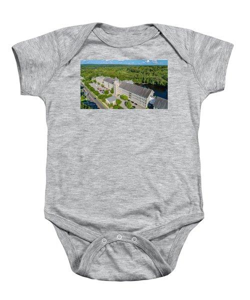 American Thread Mill #2 Baby Onesie