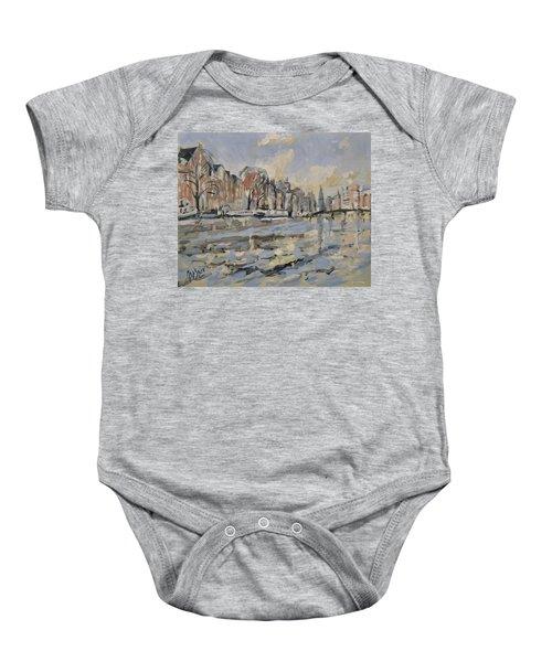 Amstel Amsterdam Baby Onesie