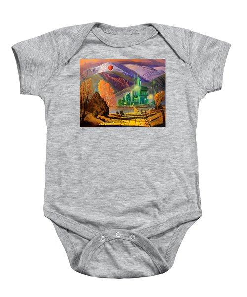 Oz, An American Fairy Tale Baby Onesie