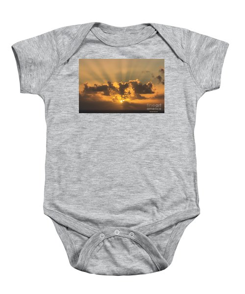 And Then There Was Day Five Baby Onesie