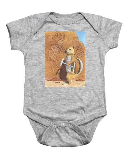 And You Thought It Was The Anasazi Baby Onesie