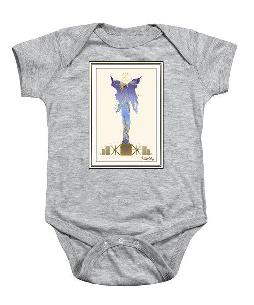 Angel Of Mercy Baby Onesie