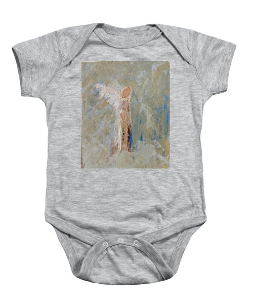 Angel Out Of Nowhere Baby Onesie