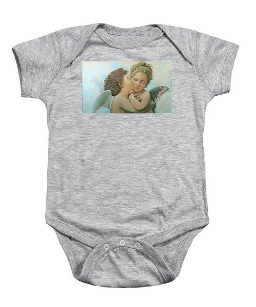 Bouguereau Angels- My Adaptation Baby Onesie