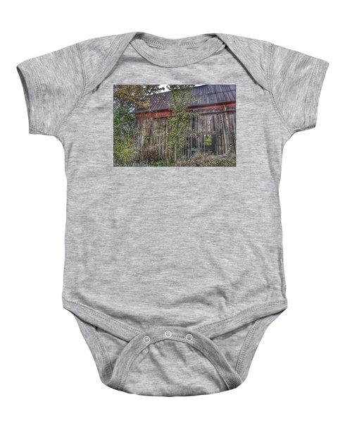 0002 - Annie's Barn II Baby Onesie