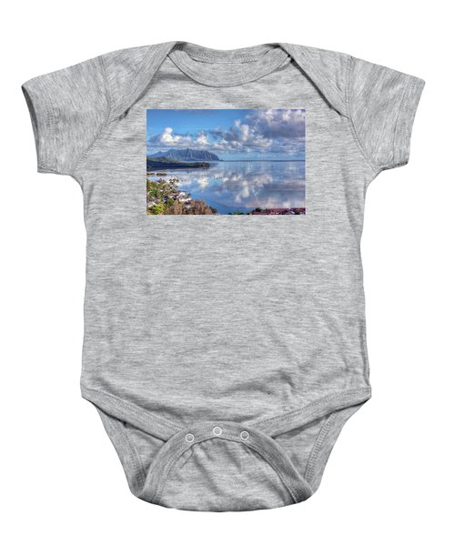 Another Kaneohe Morning Baby Onesie