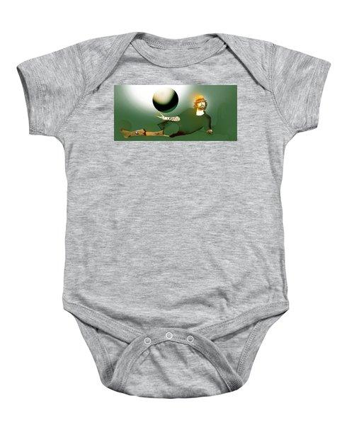 Anti Gravity Flight Baby Onesie