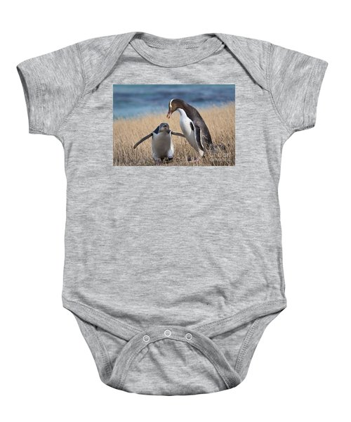 Baby Onesie featuring the photograph Anticipation by Werner Padarin