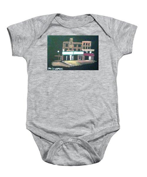 Apollo Theater New York City Baby Onesie