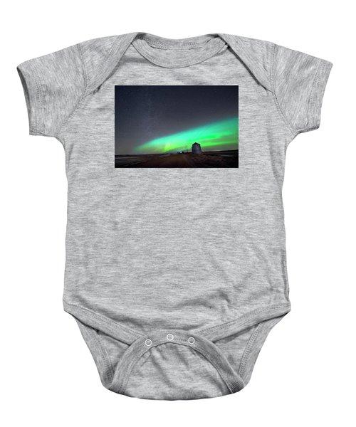 Arc Of The Aurora Baby Onesie