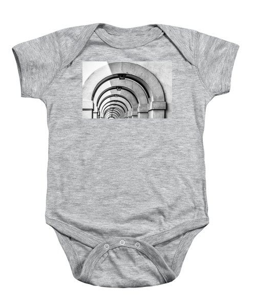 Arches At The Arno Baby Onesie