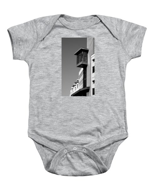 Baby Onesie featuring the photograph Architecture by Pedro Fernandez