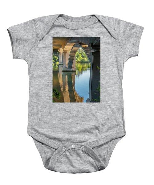 Archway Reflection Baby Onesie