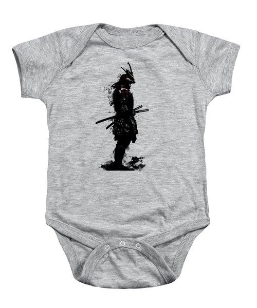 Armored Samurai Baby Onesie