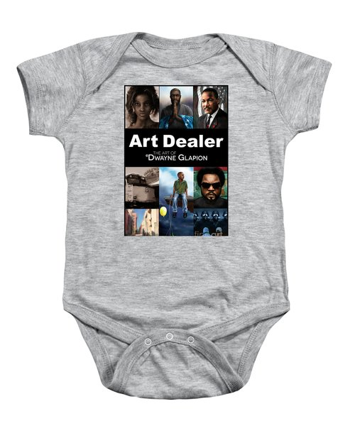 Art Dealer Promo 1 Baby Onesie