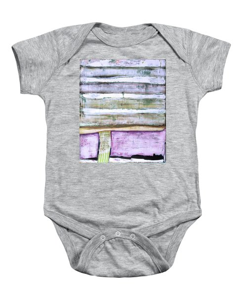 Art Print Abstract 93 Baby Onesie