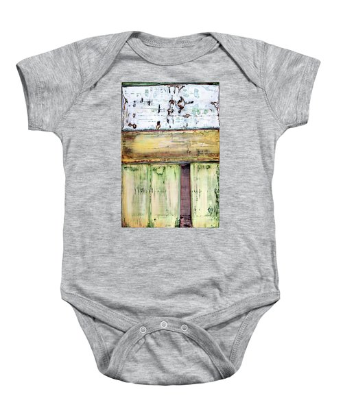 Art Print Abstract 52 Baby Onesie