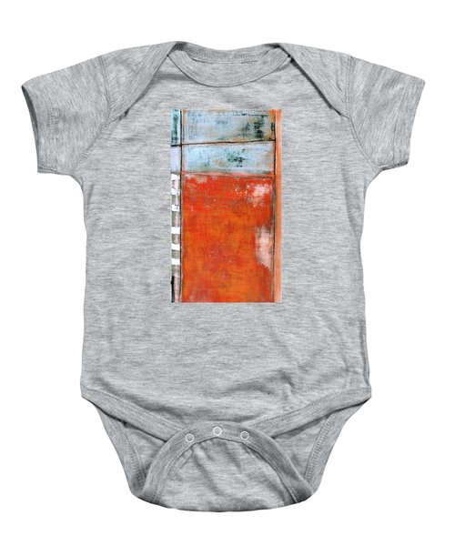 Art Print Abstract 8 Baby Onesie
