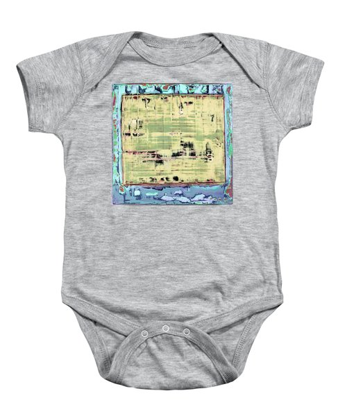 Art Print California 01 Baby Onesie