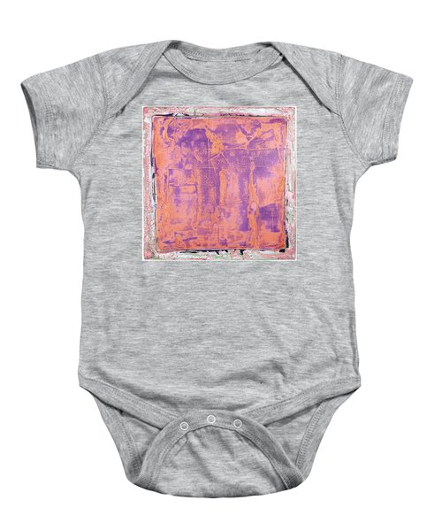 Art Print California 09 Baby Onesie