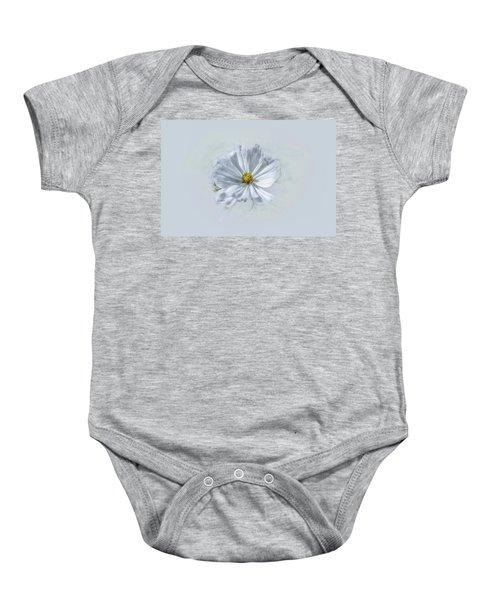 Artistic White #g1 Baby Onesie