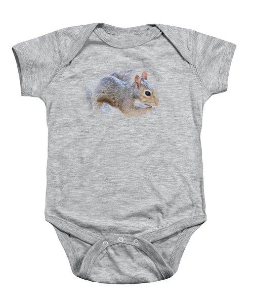 Another Peanut Please - Squirrel - Nature Baby Onesie