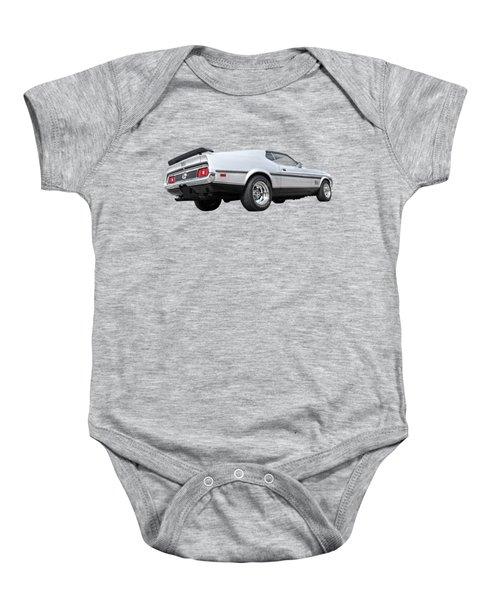 Mach 1 Power Baby Onesie