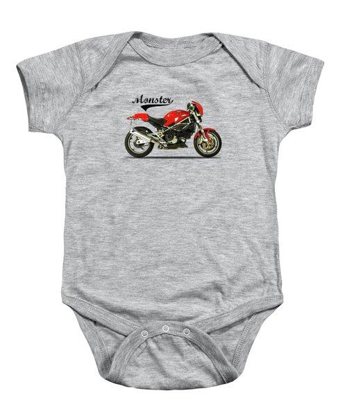 Ducati Monster S4 Sps Baby Onesie