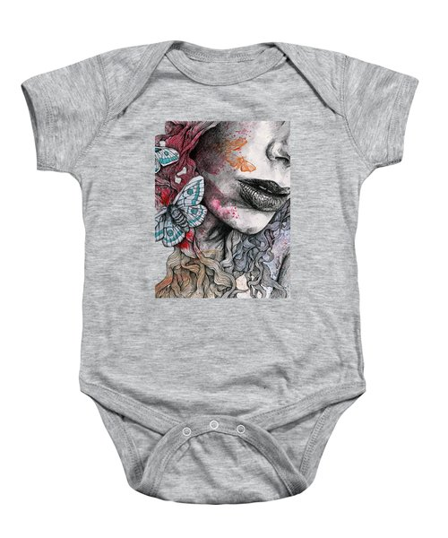 Ornaments Baby Onesie