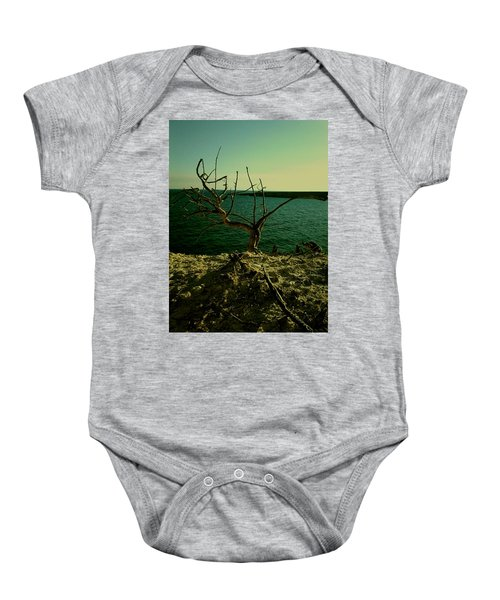 The Tree Baby Onesie