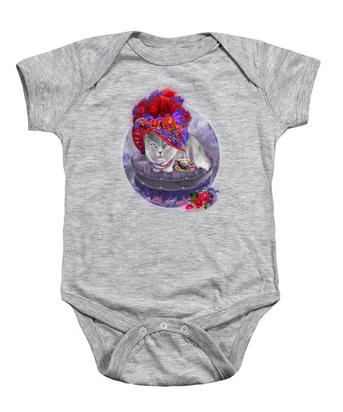 Cat In The Red Hat Baby Onesie