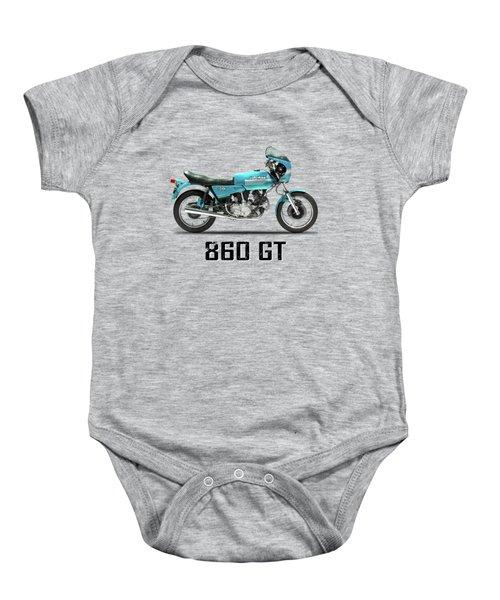 Ducati 860 Gt 1975 Baby Onesie
