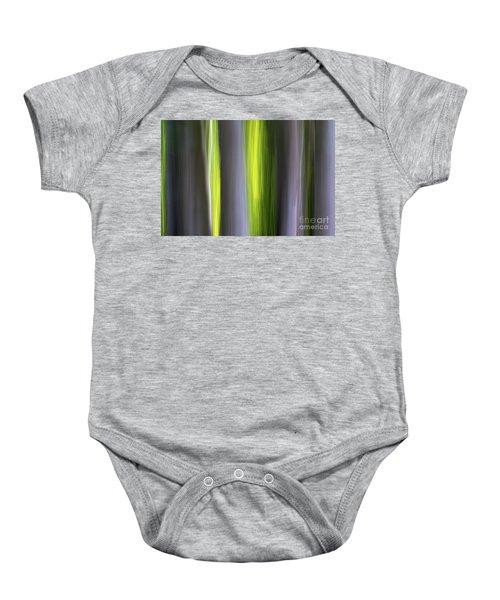 Aspen Blur #7 Baby Onesie