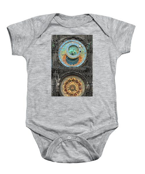 Astronomical Hours Baby Onesie