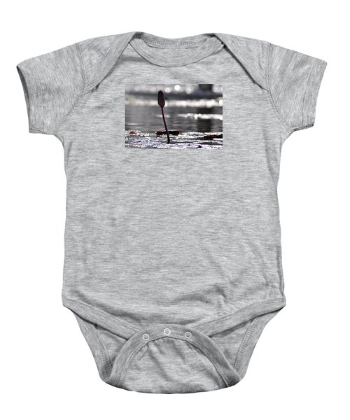 Baby Onesie featuring the photograph At Rabin Square, Tel Aviv by Dubi Roman