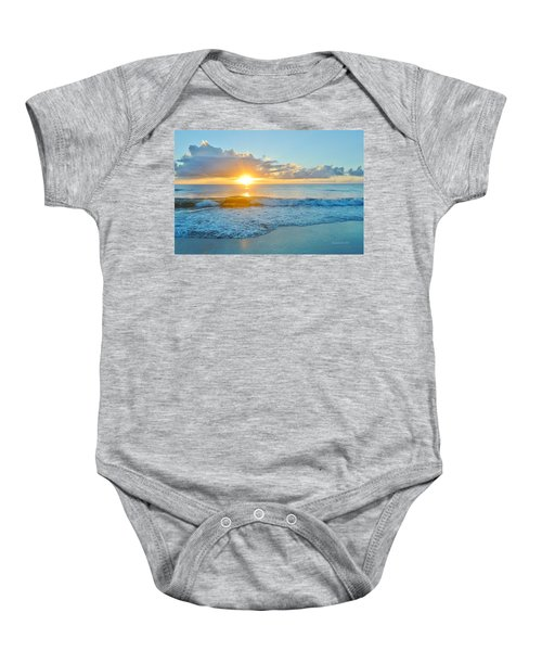 August 12 Nags Head, Nc Baby Onesie
