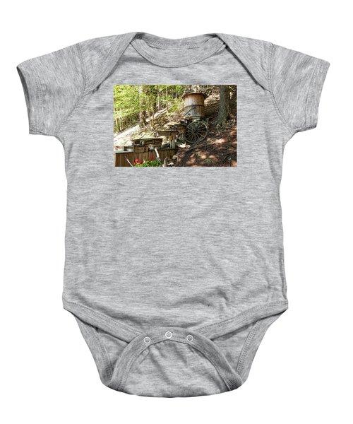 Ausable River Mining Company Baby Onesie