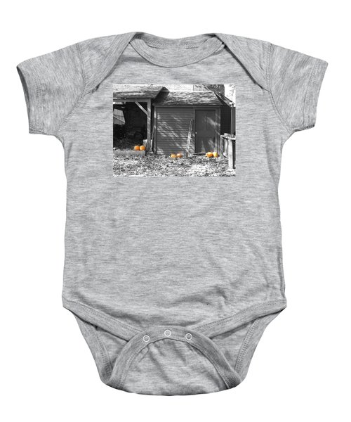 Autumn Rest Baby Onesie