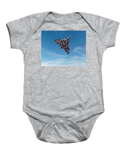 Avro Vulcan -1 Baby Onesie